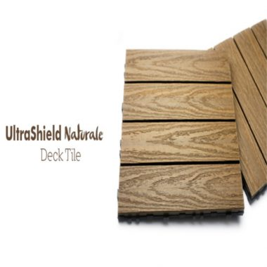 UltraShield® Naturale™ – Deck Tiles